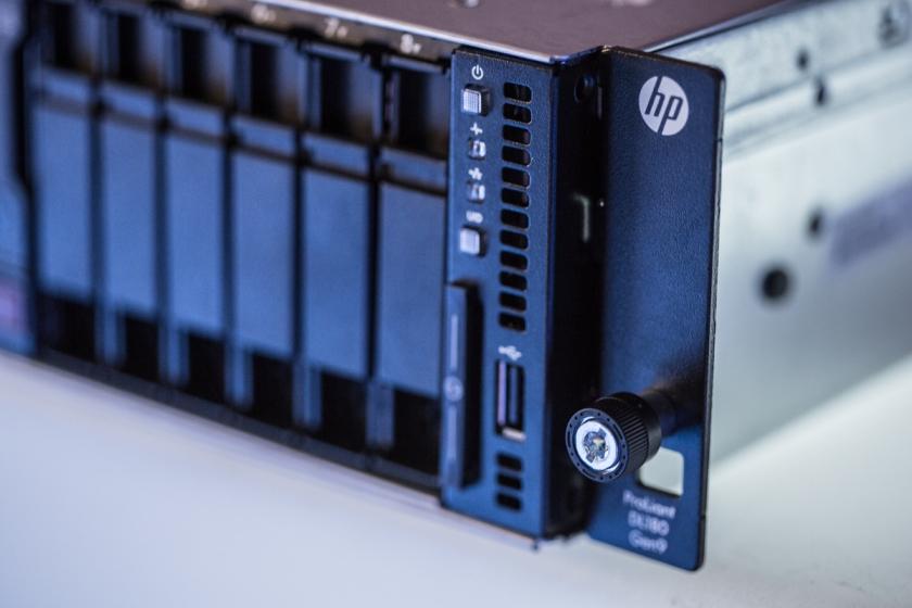 Arrow ECS dystrybutorem HP