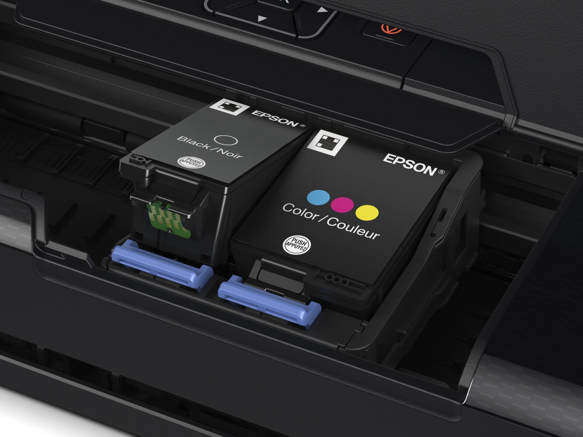 Epson: najmniejsza drukarka