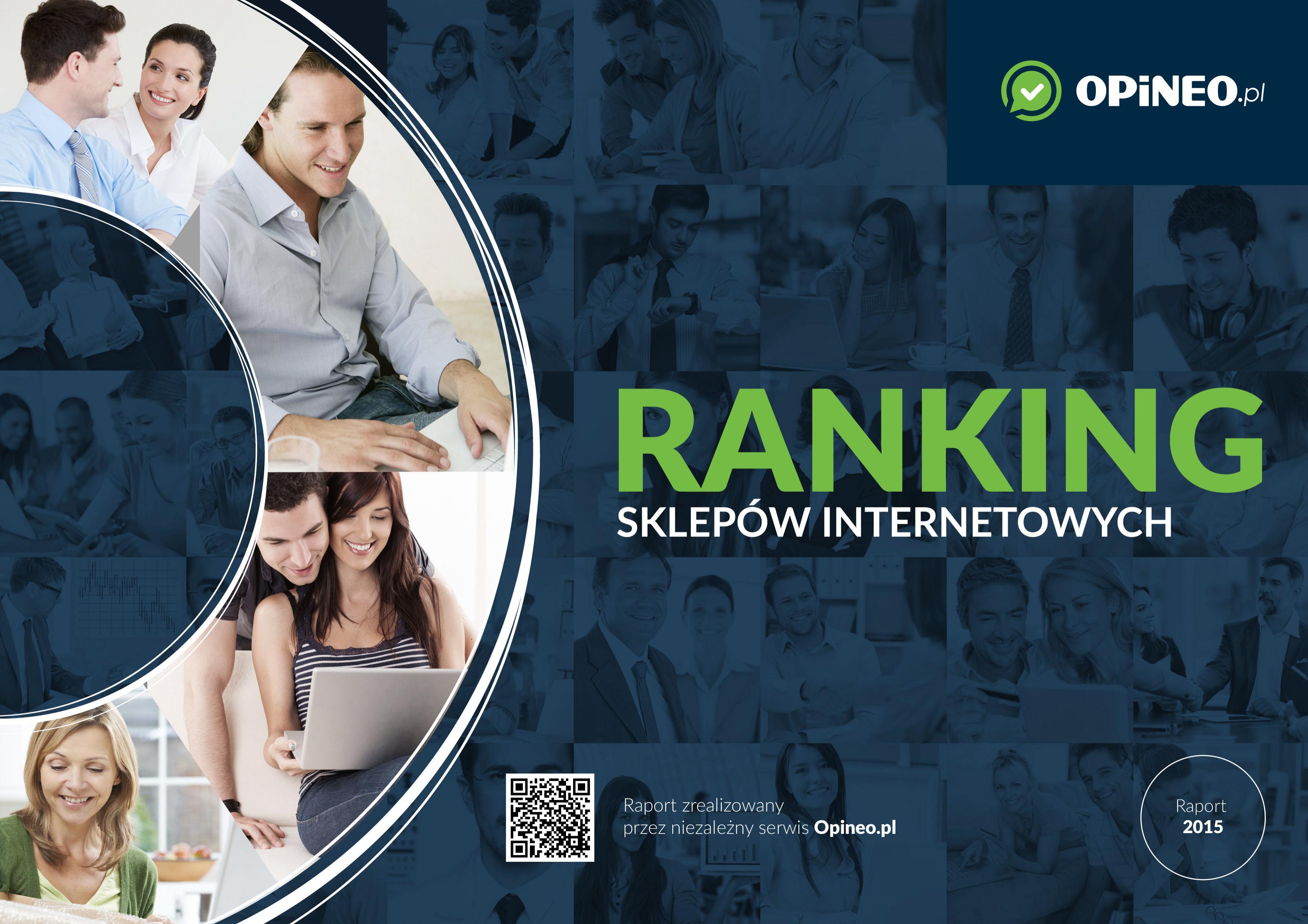 Ranking e-sklepów: Morele numerem 1
