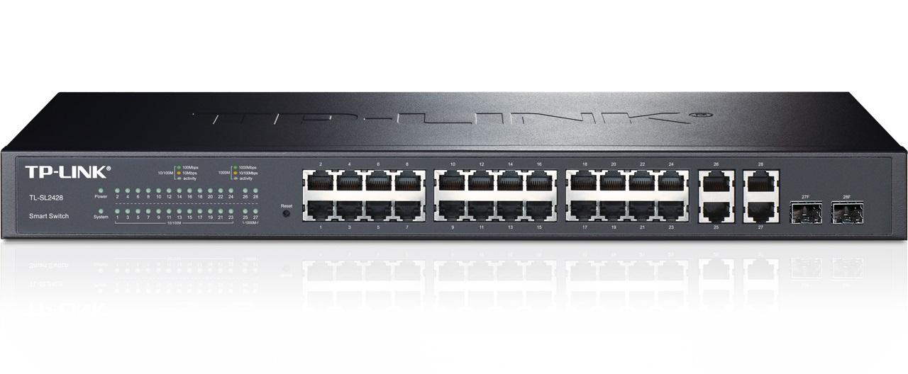 TP-Link: bystry przełącznik