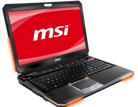 MSI: notebook z procesorem i7 nowej generacji i dwoma dyskami