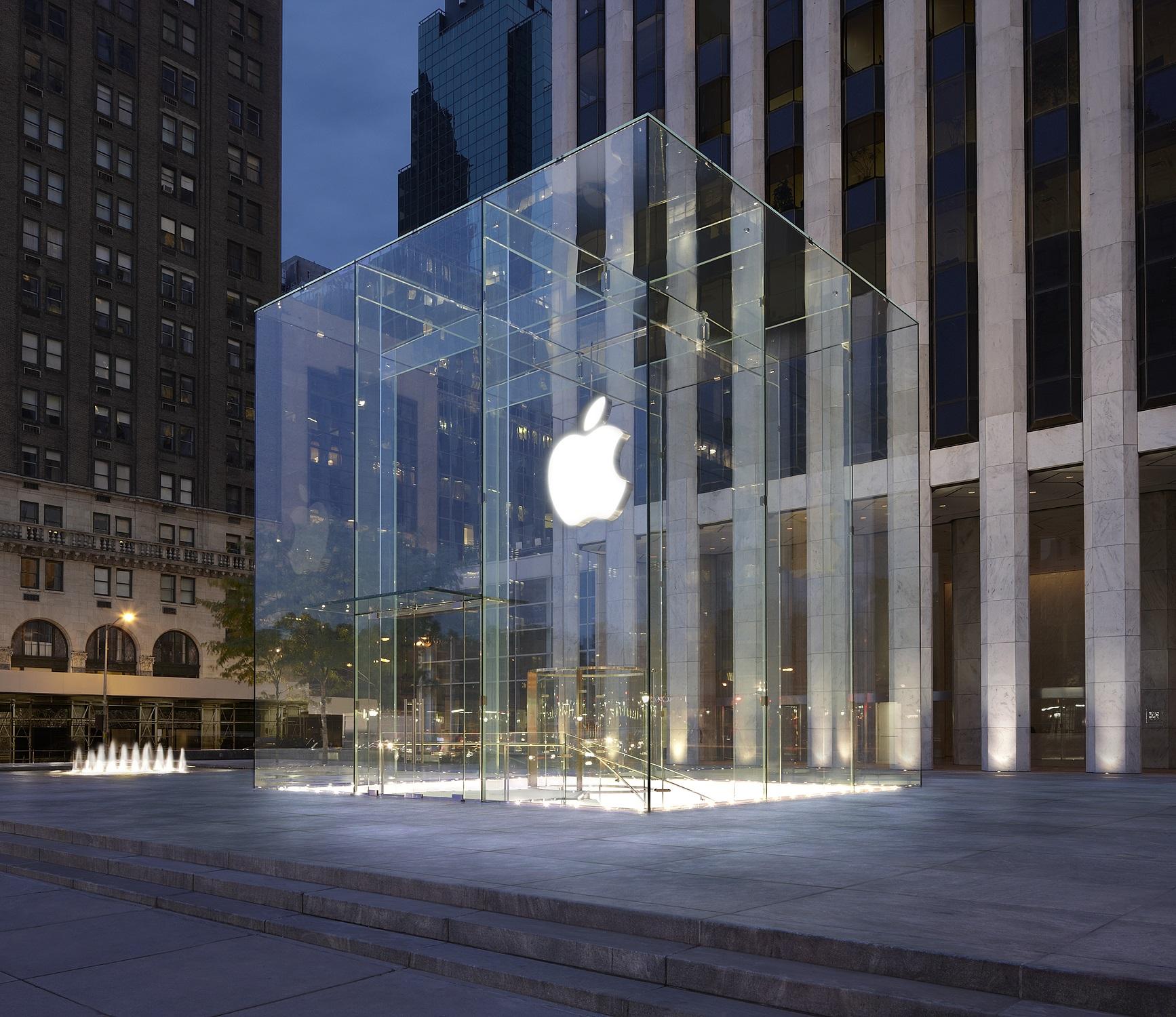 Apple ma wiceprezesa od handlu detalicznego