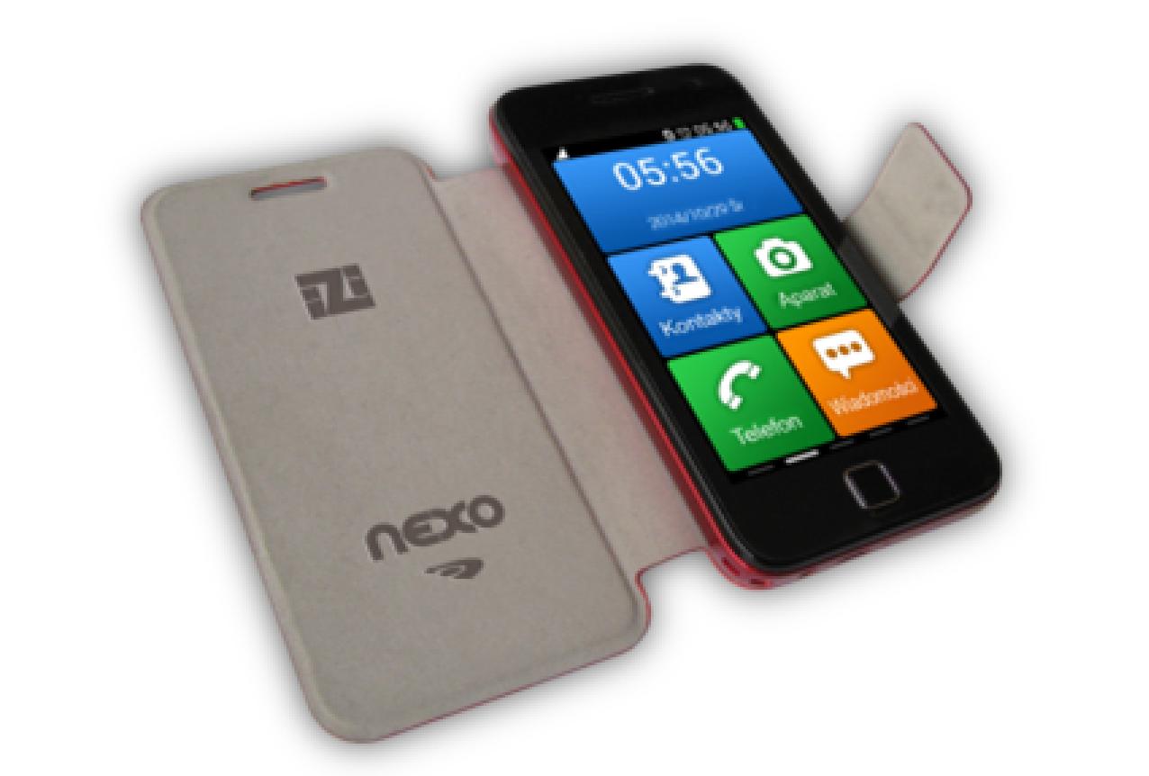 Nexo: smartfon dla seniora