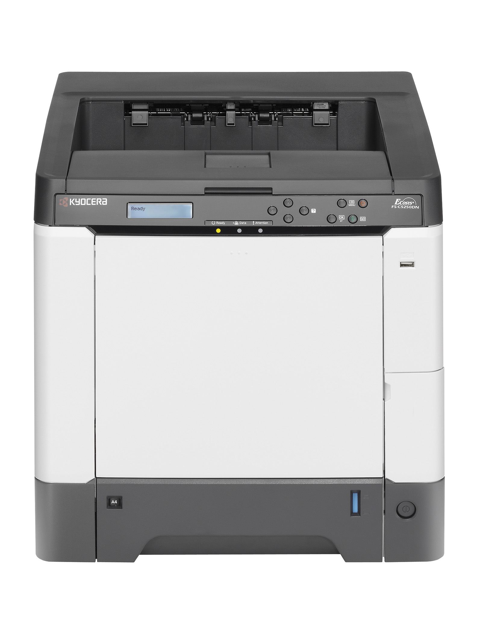 Arcus: 9600 dpi w kolorowych drukarkach Kyocera Mita