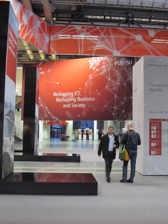 Fujitsu Forum 2013