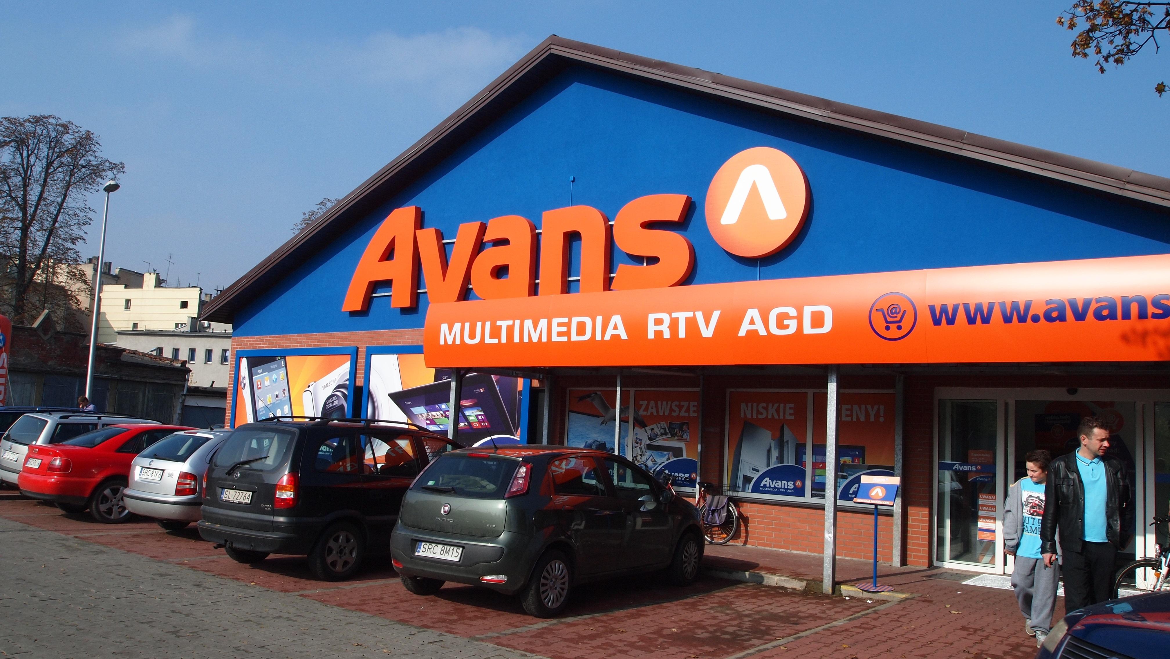 Terg może przejąć część sieci Avans