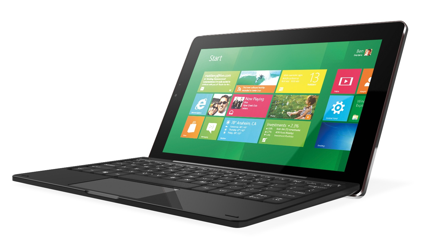Platinet: premierowe tablety z Windows 8.1