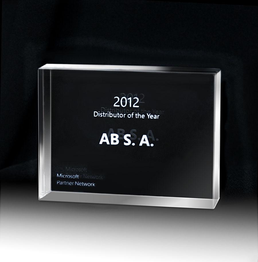 AB dystrybutorem roku Microsoftu