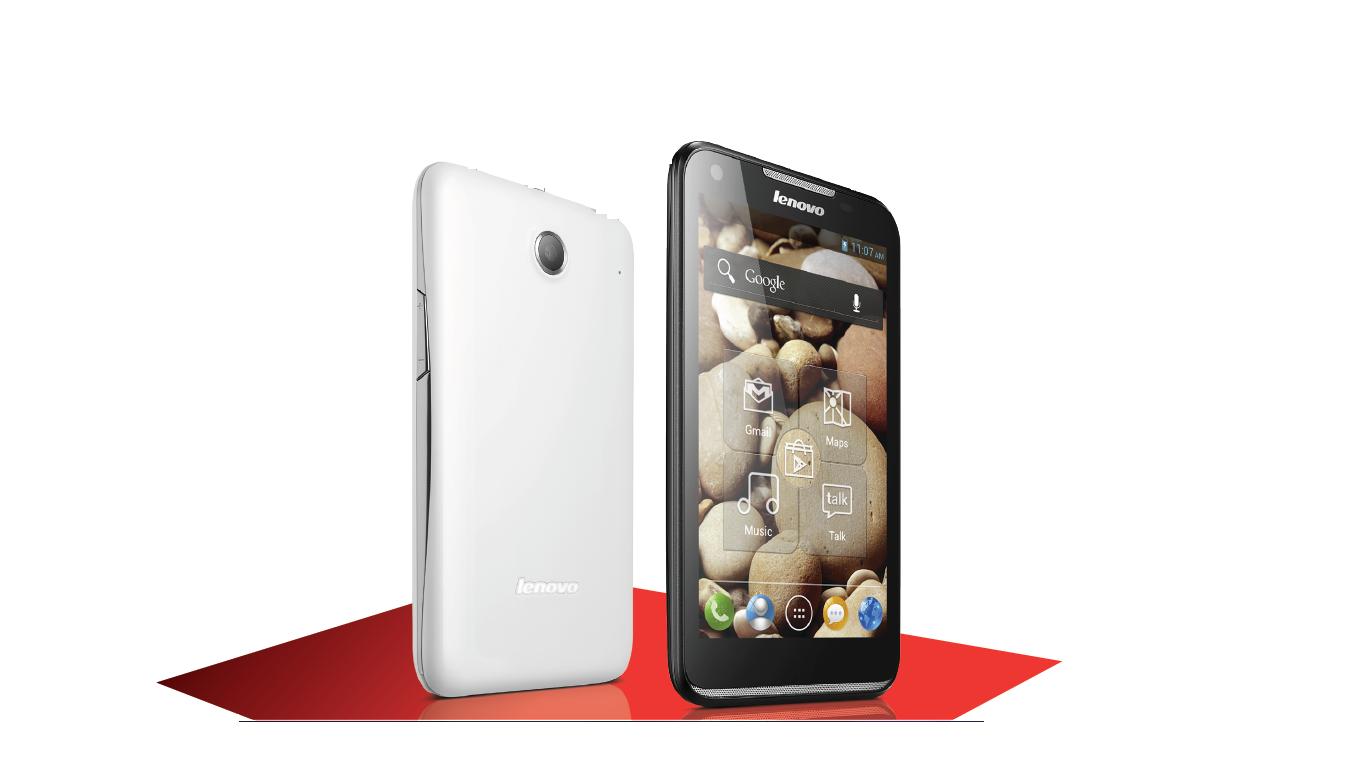 Lenovo będzie sprzedawać smartfony w Polsce