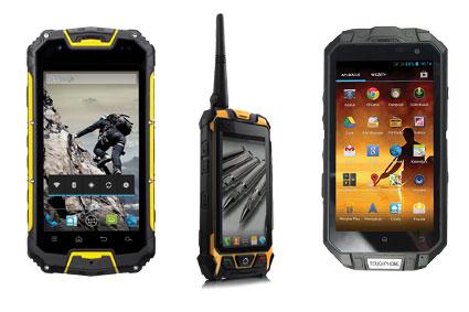 Czas na smartfony rugged