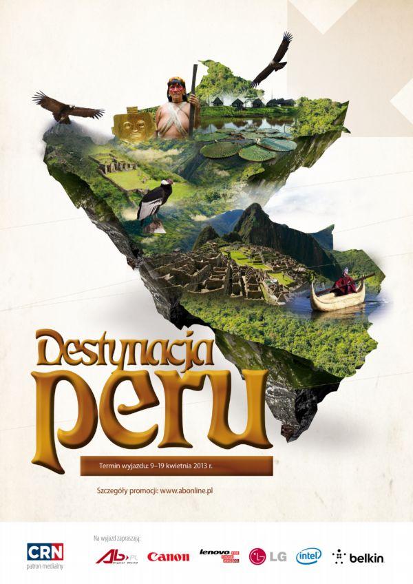 AB zabierze partnerów do Peru