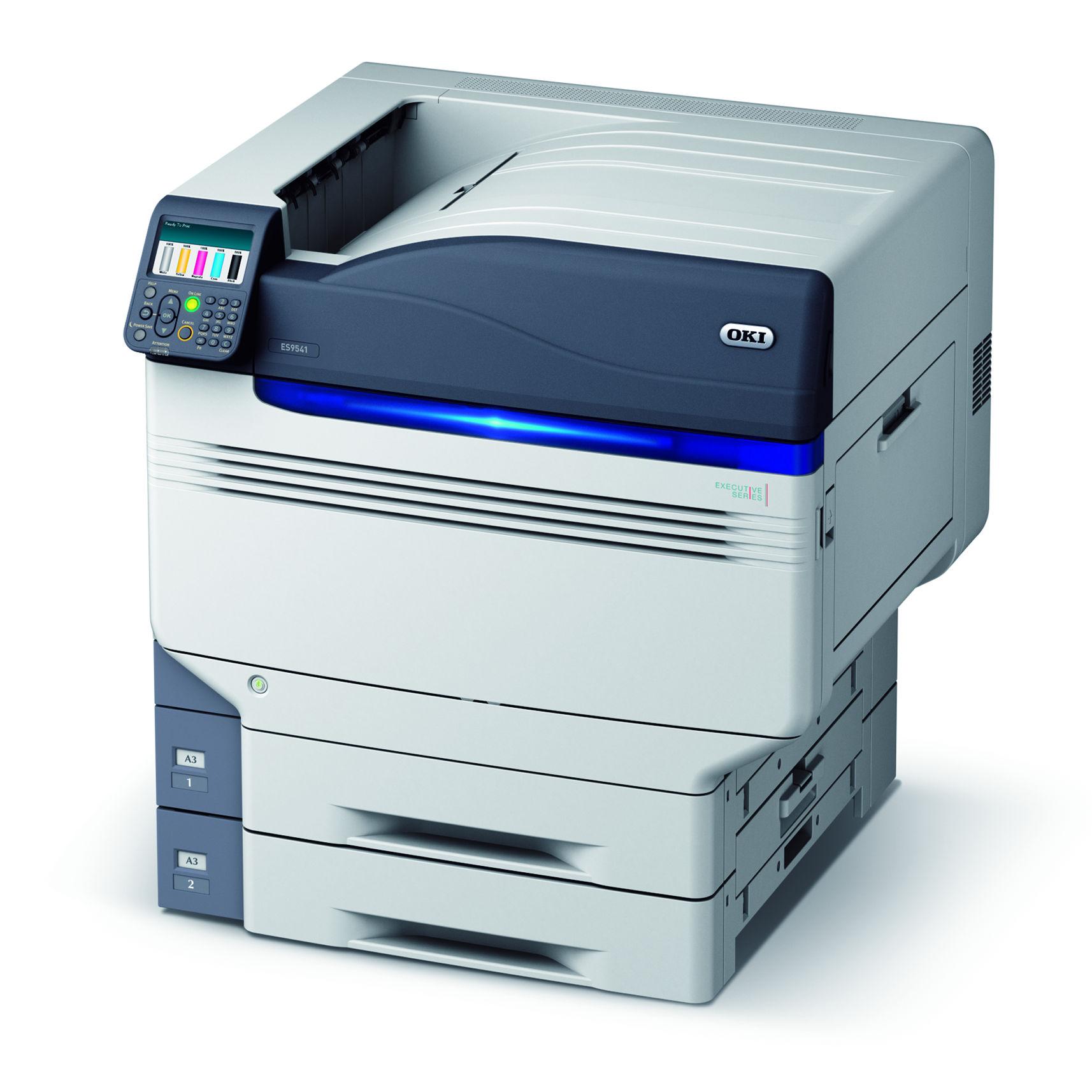 Oki: pierwsza pięciontonerowa drukarka
