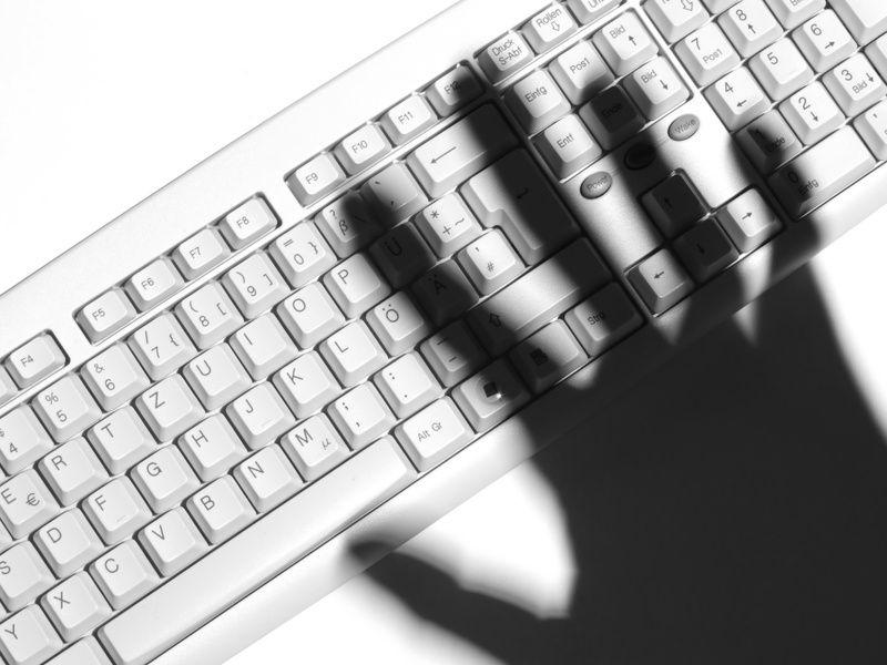 Przybywa oszustów w sieci