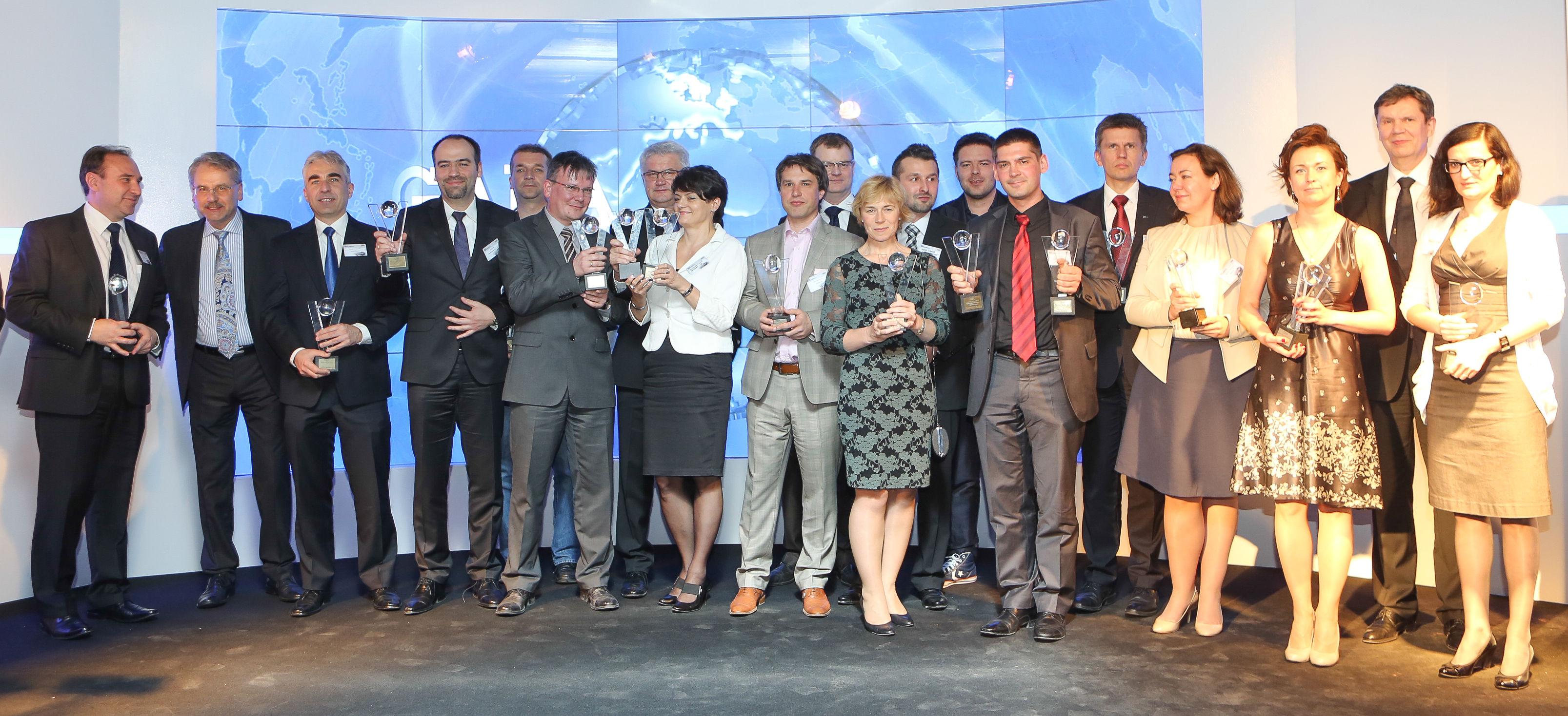 IBM nagrodził partnerów