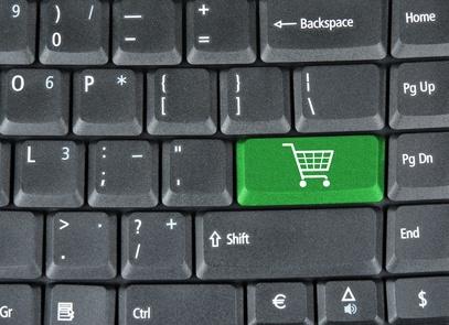 Allegro popularniejsze niż e-sklepy