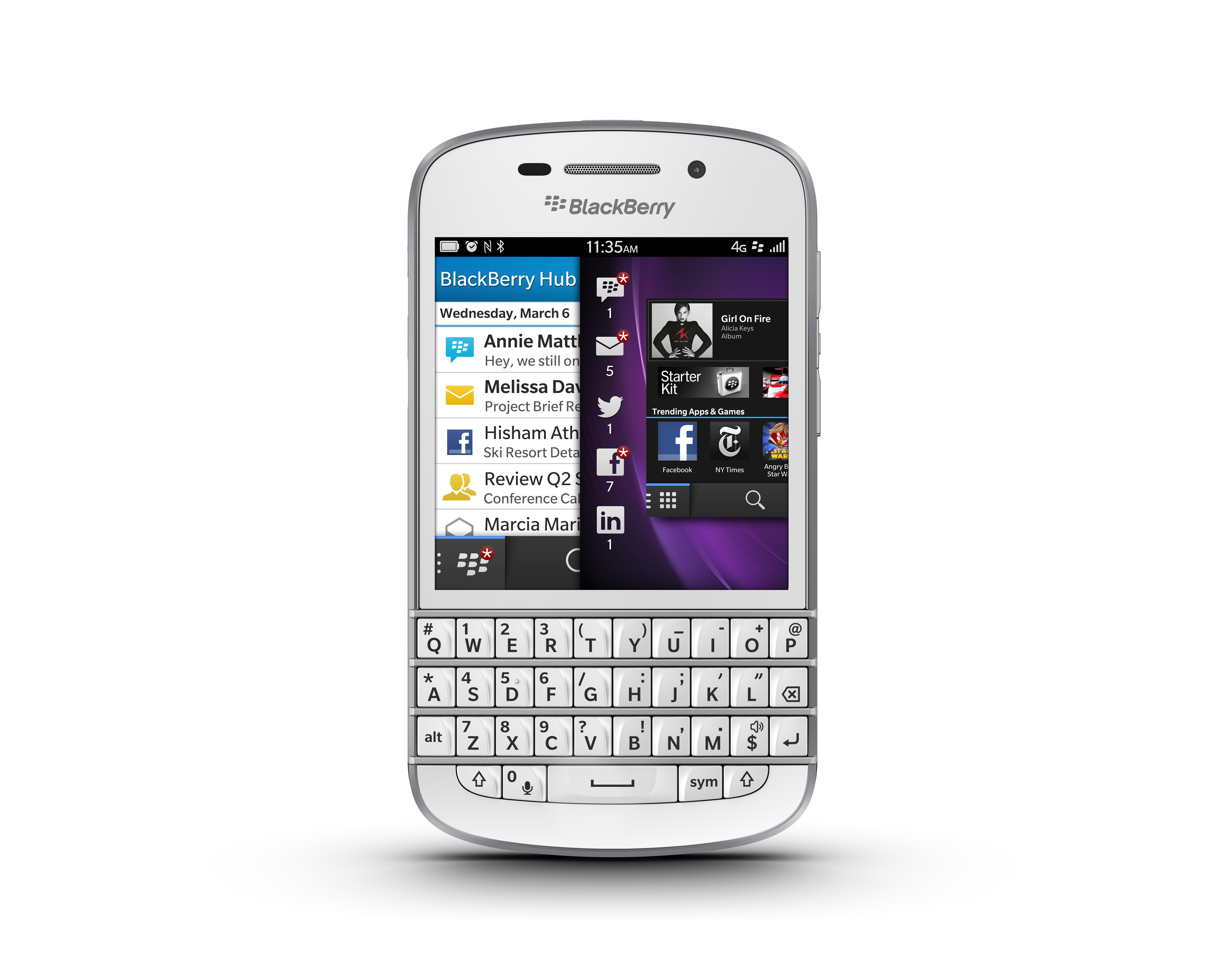Samsung może przejąć BlackBerry