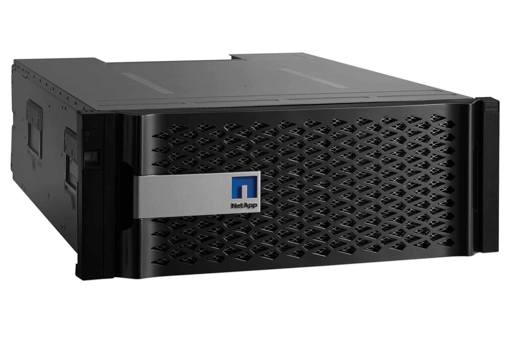 NetApp FAS2500 – nowa jakość za niewielkie pieniądze