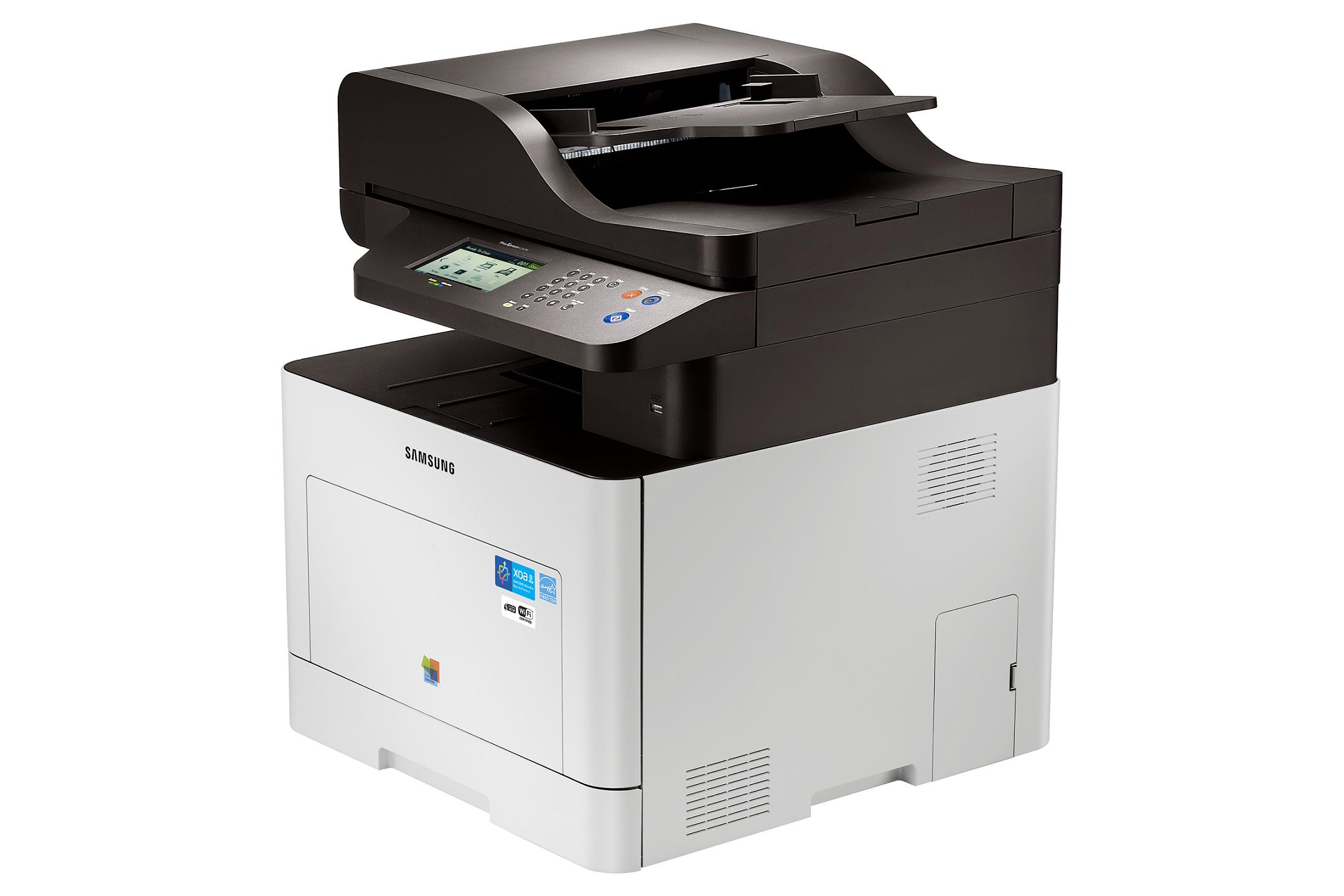 Samsung: pierwsze drukarki z NFC dla firm