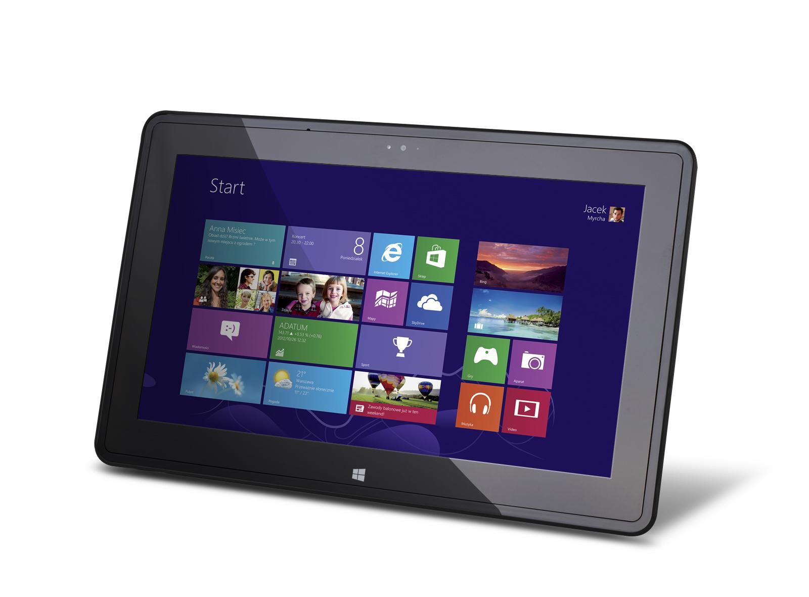 NTT: tablet jak laptop