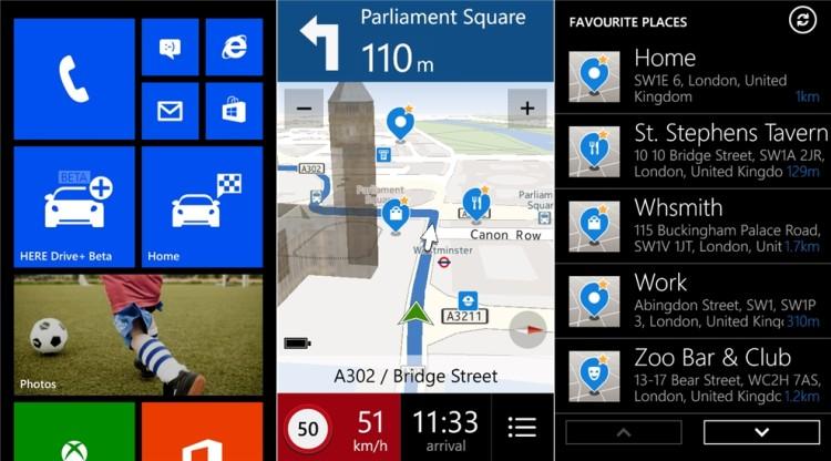 Nokia sprzeda mapy Here niemieckim koncernom samochodowym