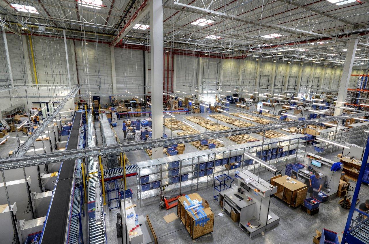 Komputronik: nowe centrum logistyczne