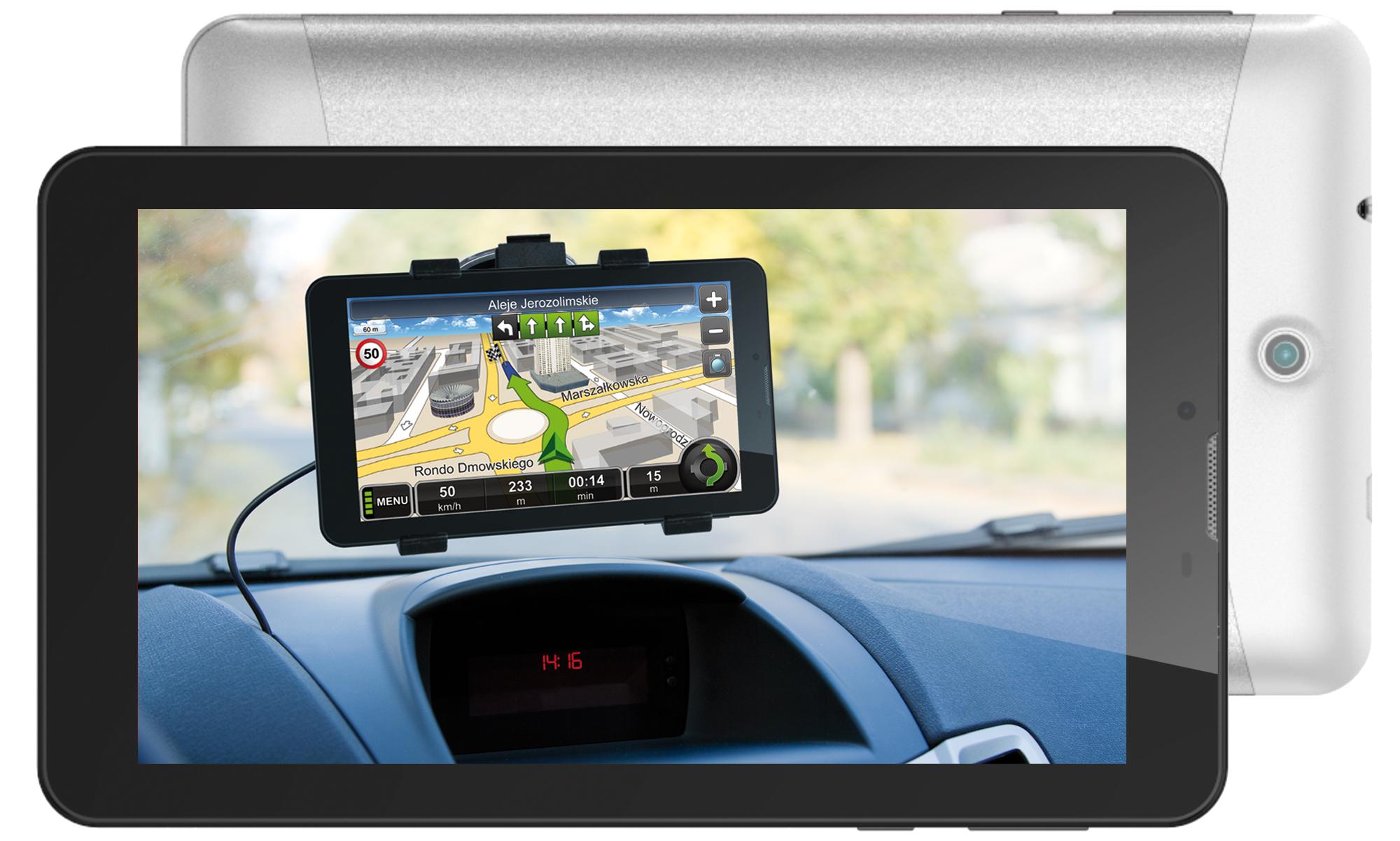 SmartGPS – nowa marka tabletów
