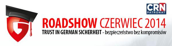 G Data Roadshow 2014