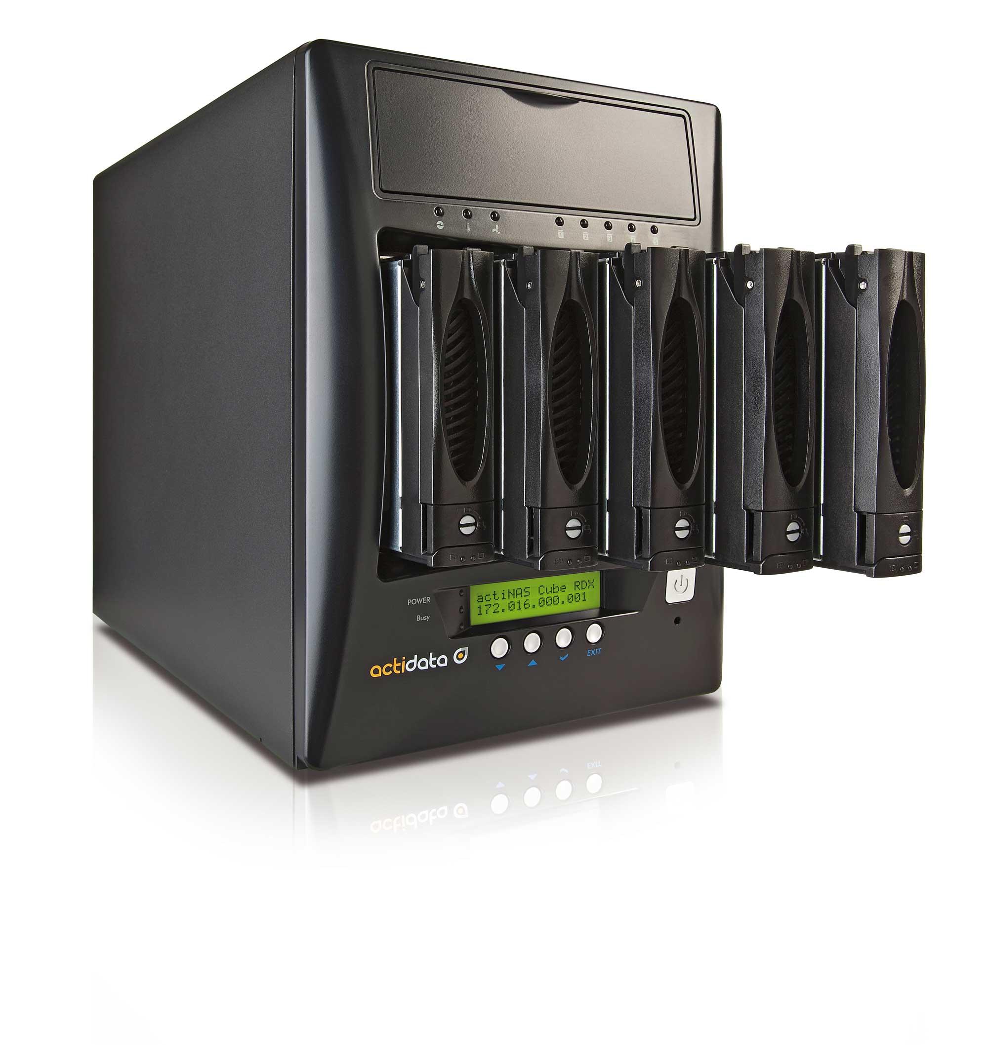 Bezpieczny serwer actidaty