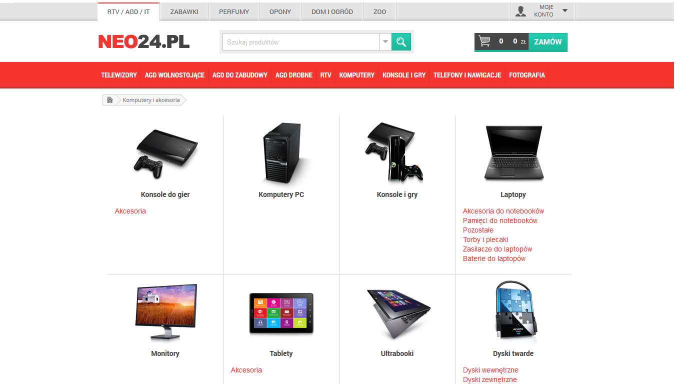 Neo24.pl stawia na IT