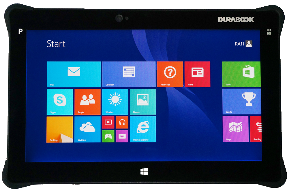 Durabook: mocny tablet z Windowsem