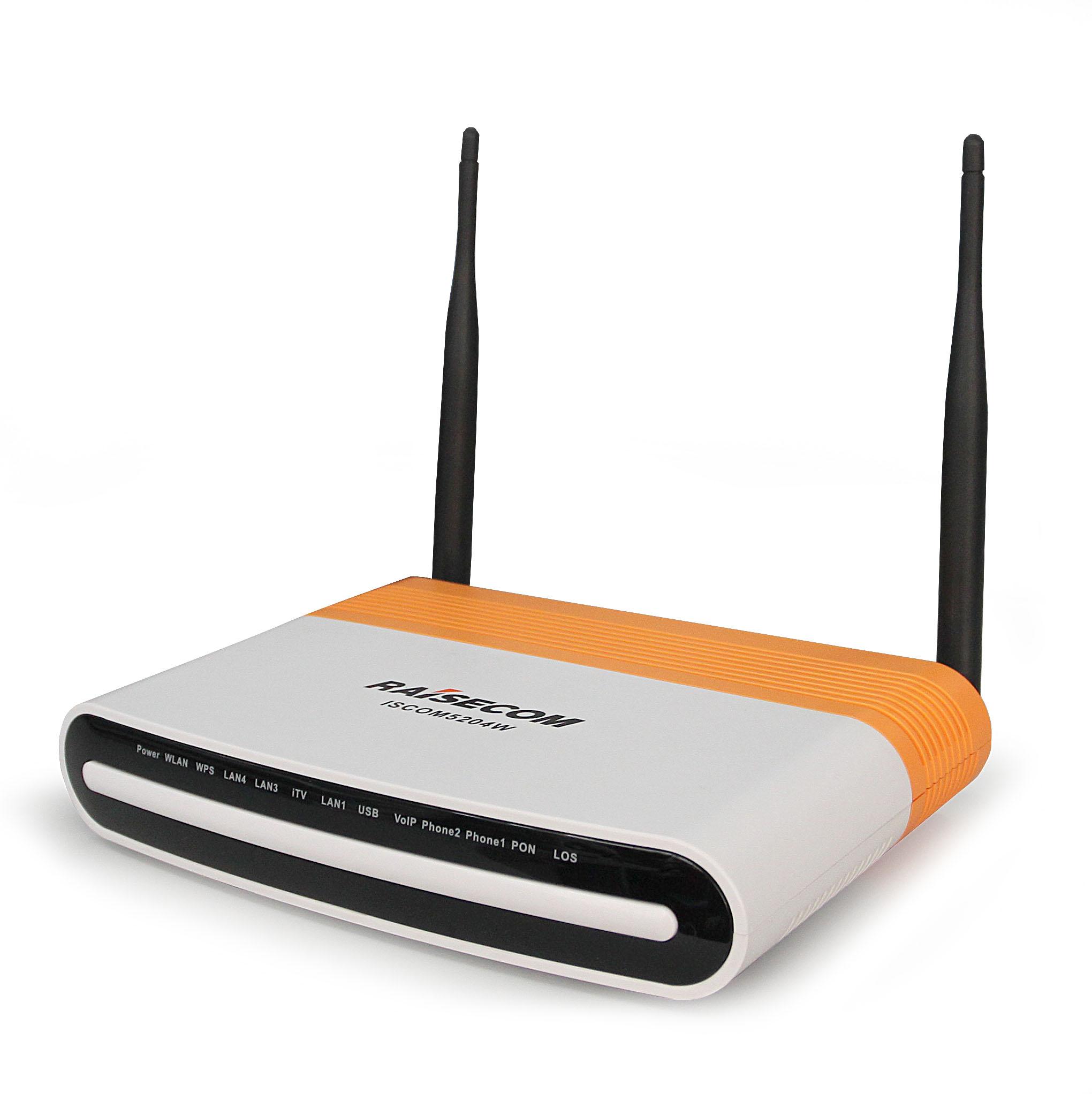 Salumanus: ONU z routerem Wireless-N