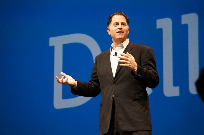 Dell zwiększa nakłady na R&D