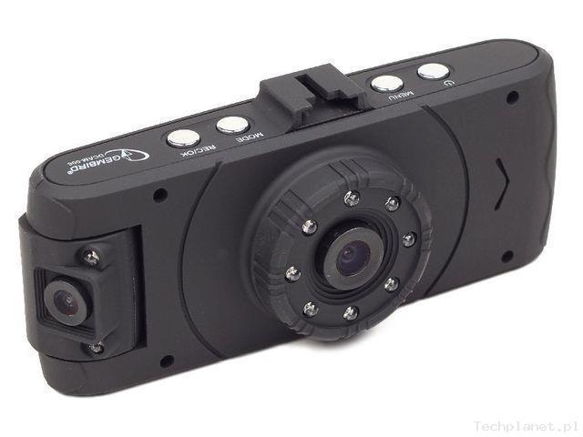 Gembird: jedna kamera, dwa obiektywy