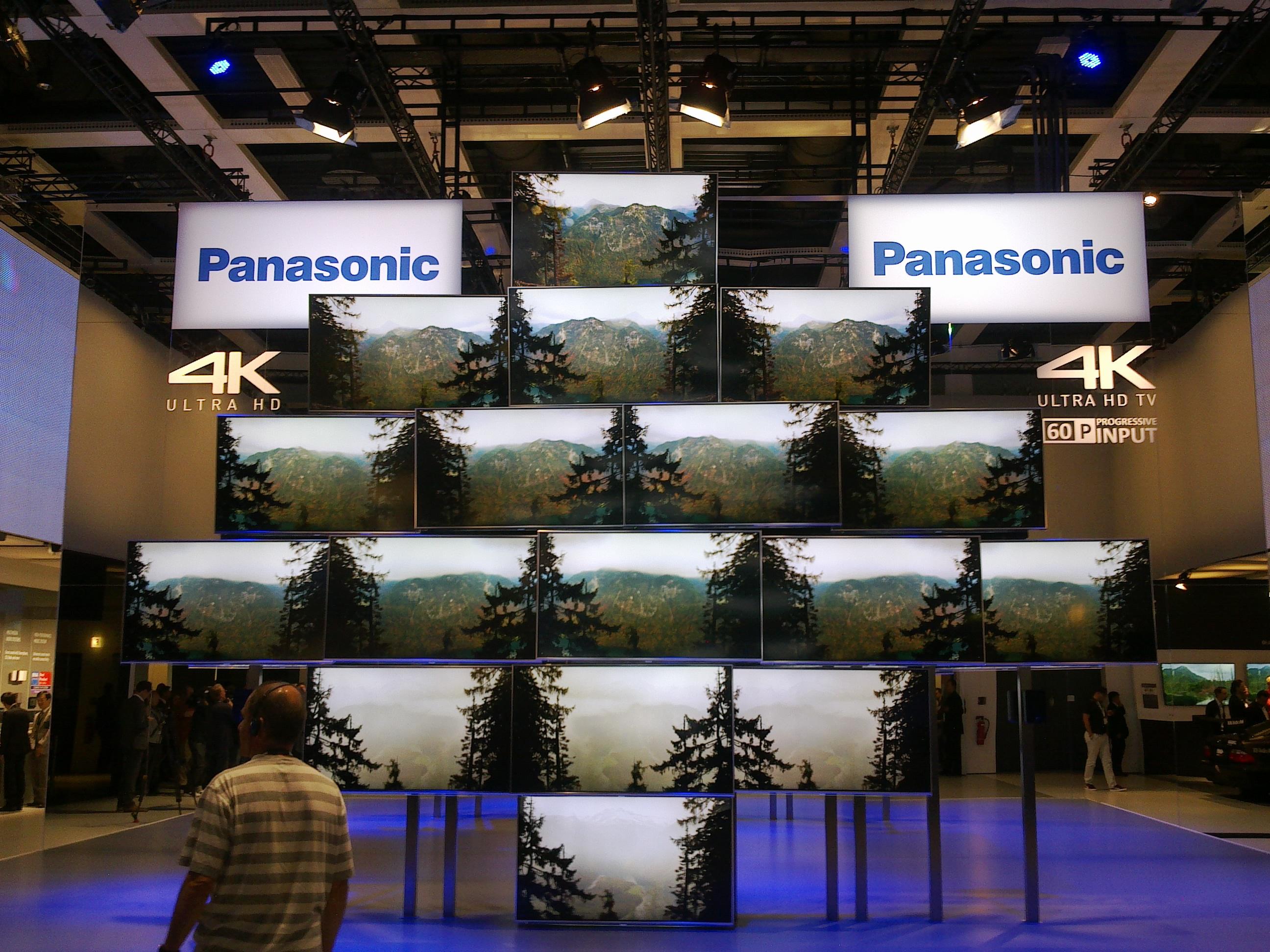 Panasonic i Sony już nie są partnerami OLED