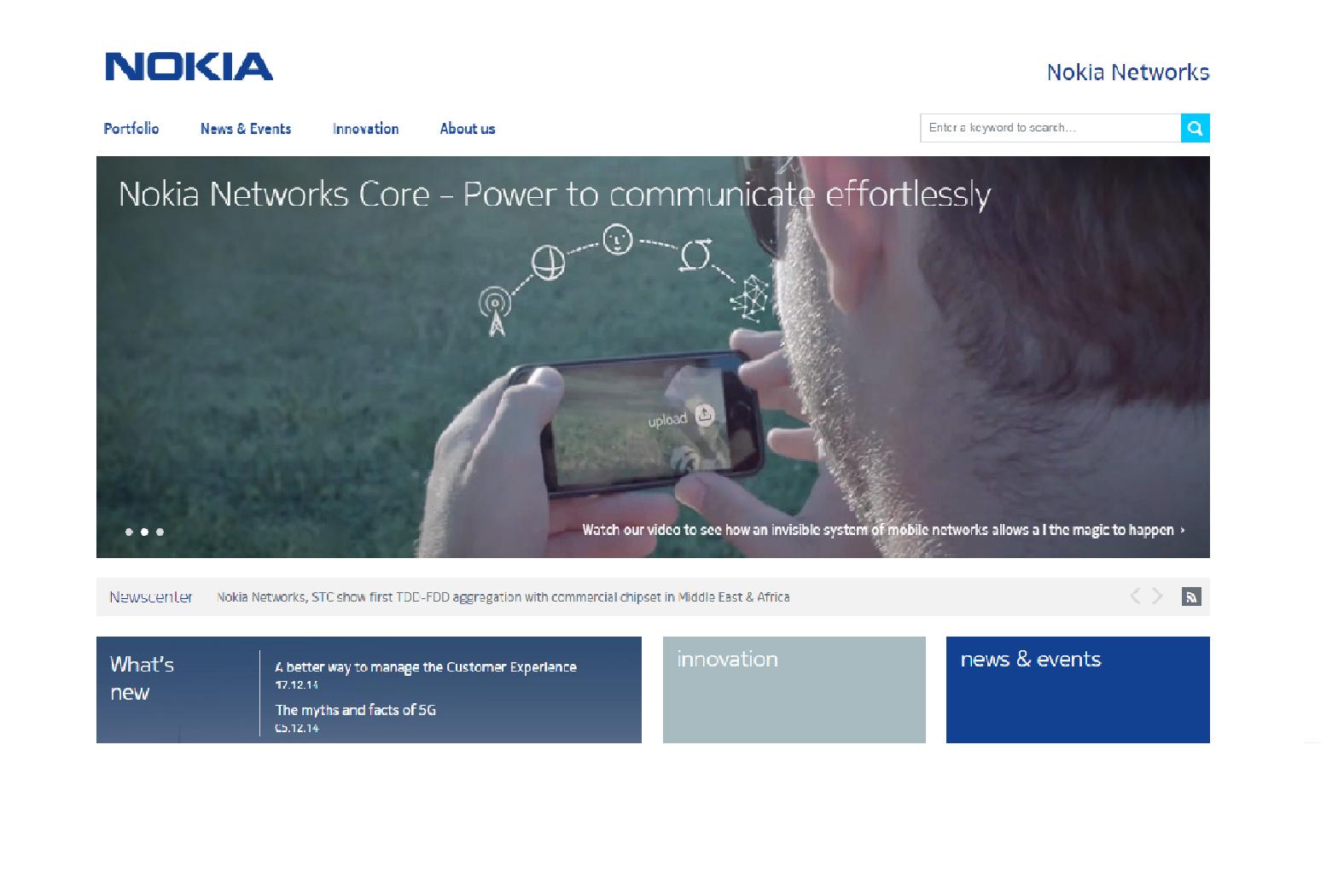 Alcatel i Nokia mogą się połączyć