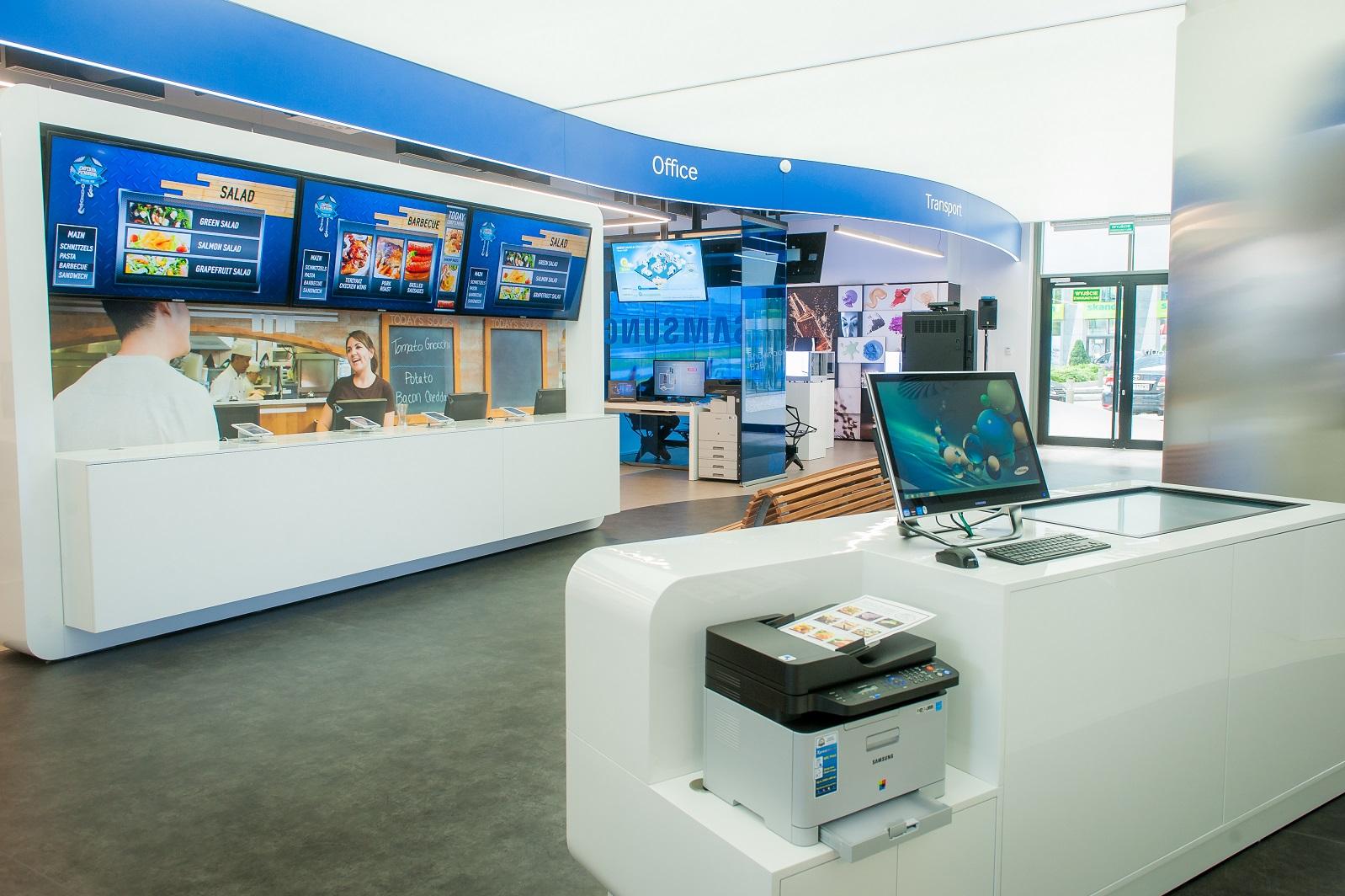 Samsung: kolejka partnerów do Showroomu B2B