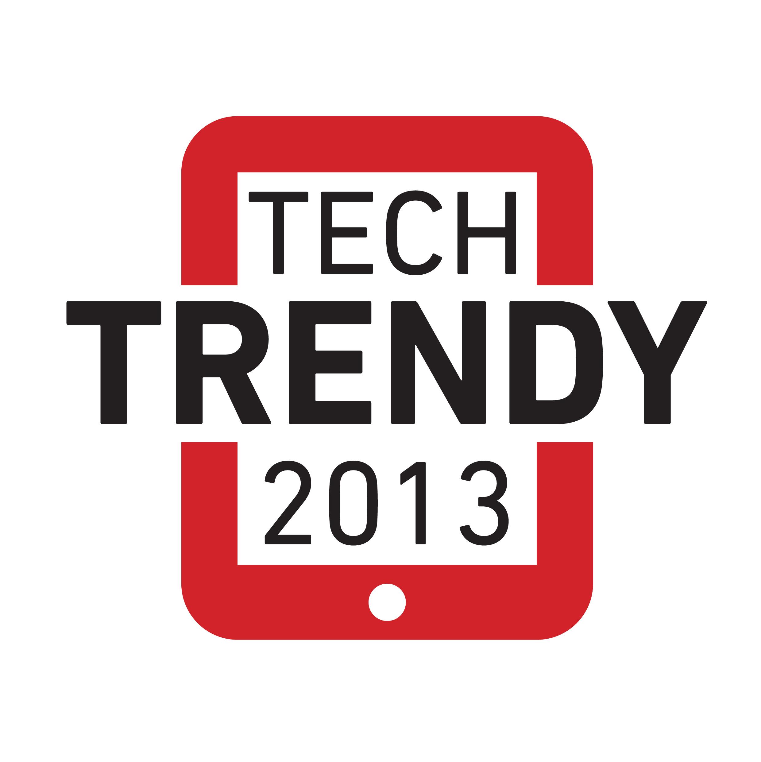 Tech.Trendy.2013: deszcz nagród!