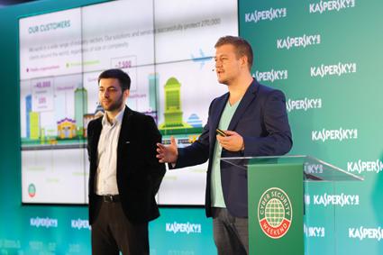 Cyber Security Weekend: Kaspersky Lab wskazał możliwe sposoby ochrony IT