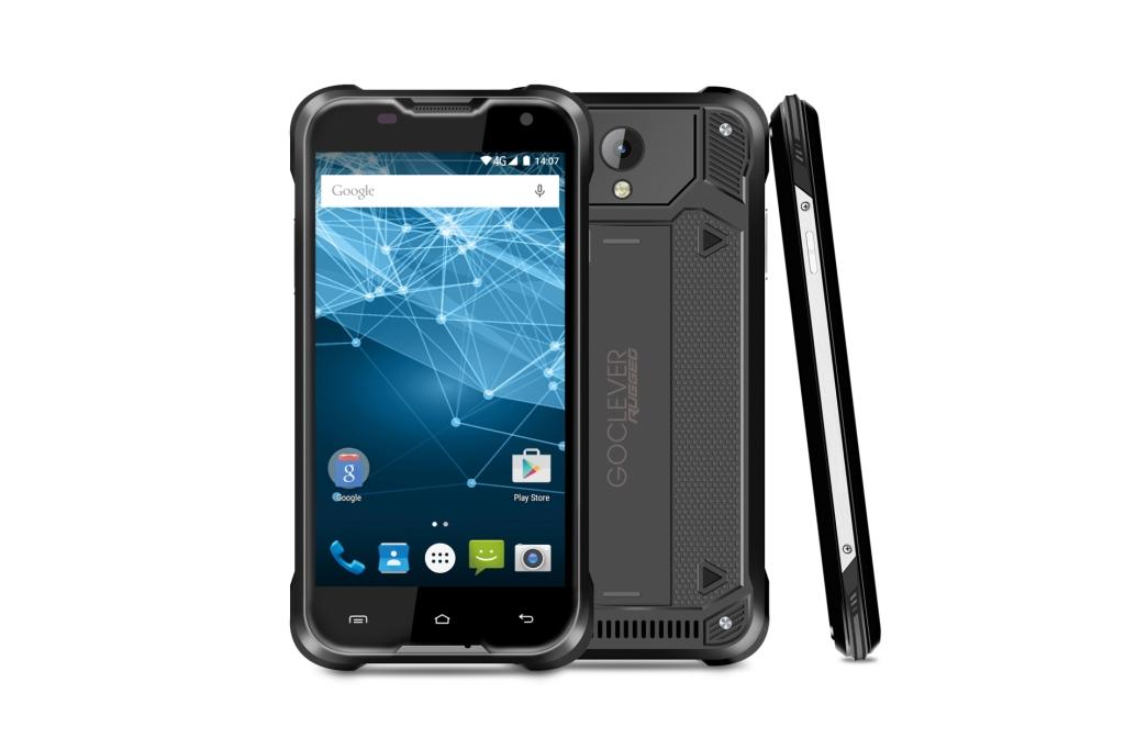 Goclever wchodzi na rynek smartfonów rugged