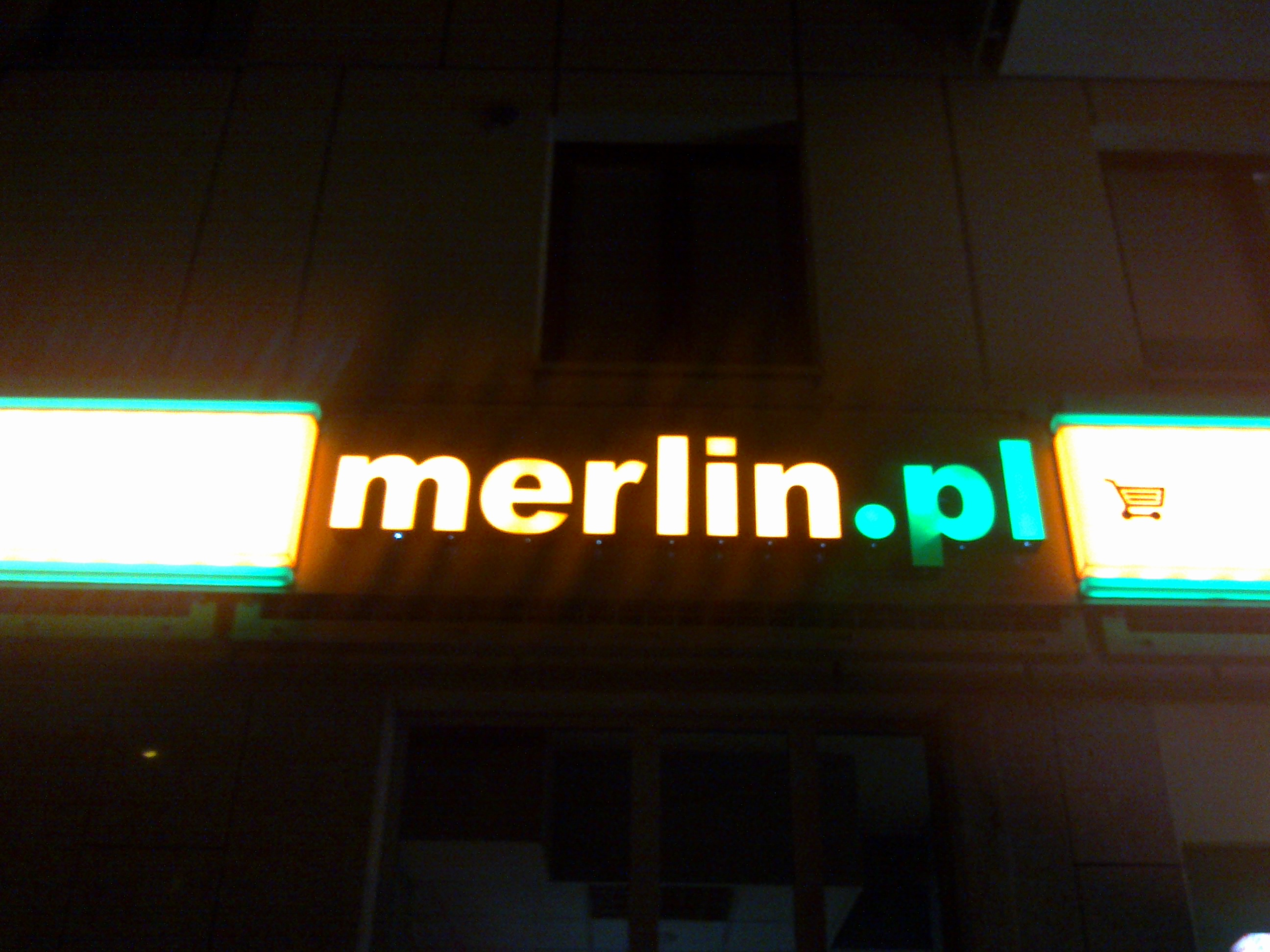 Nowy magazyn Merlina