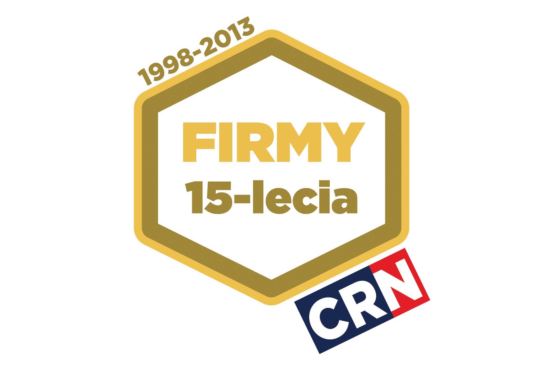 Specjalne nagrody z okazji 15-lecia CRN Polska