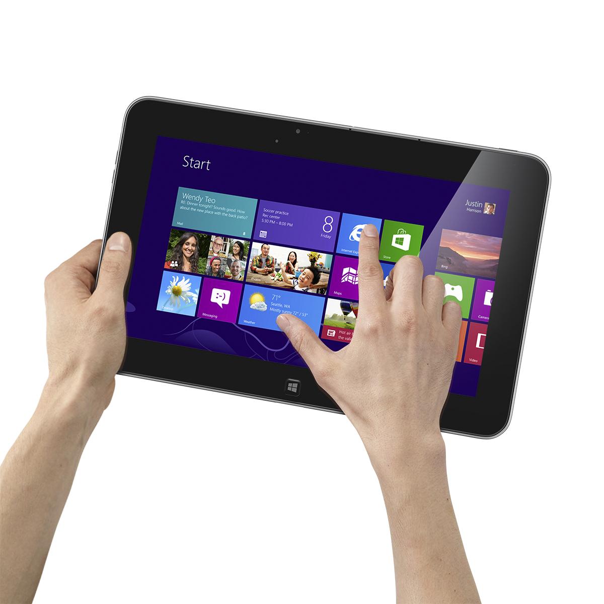 Dell: Windows 8 i inteligentne zegarki