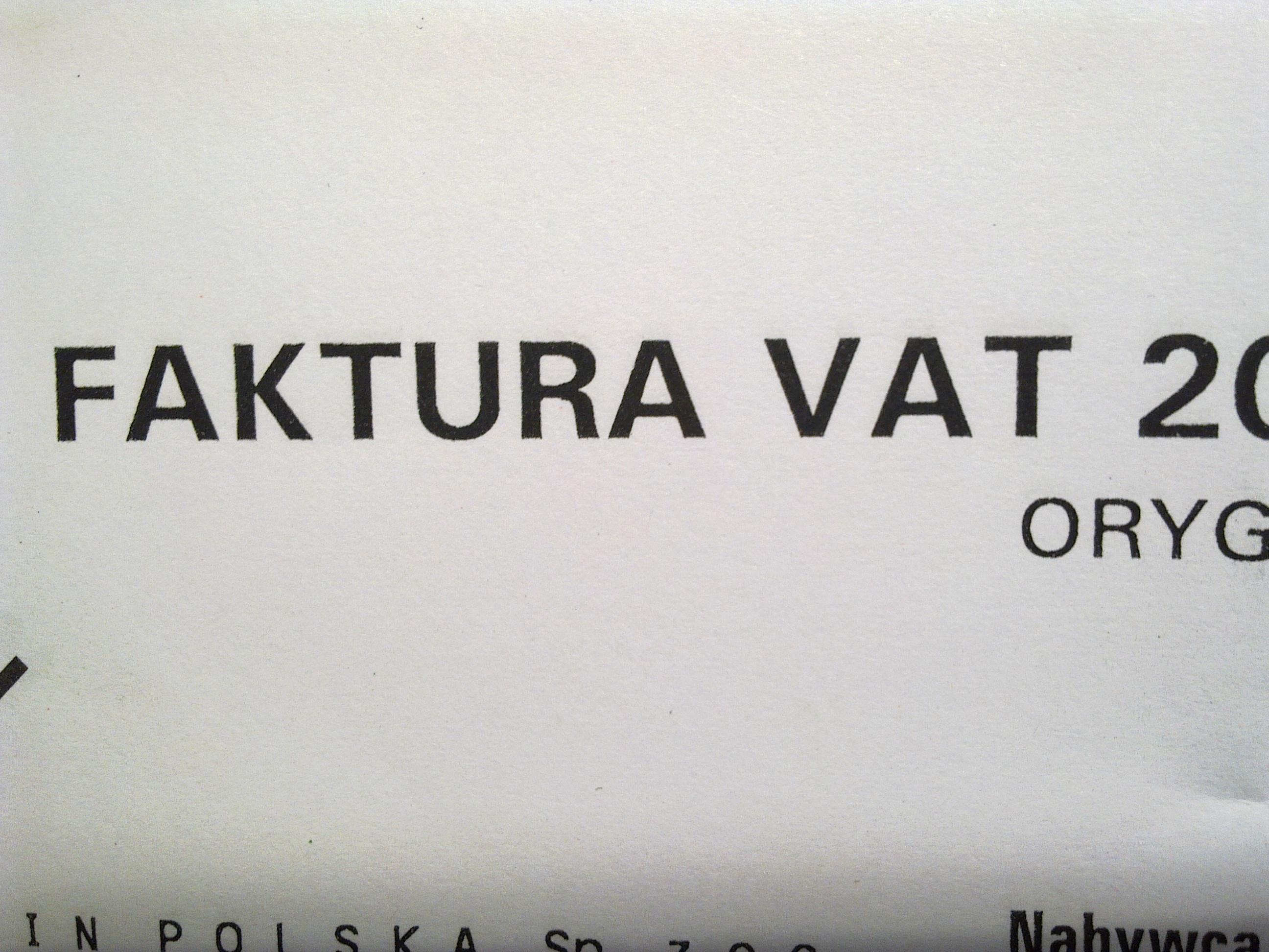 Prezydent zatwierdził odwrócony VAT