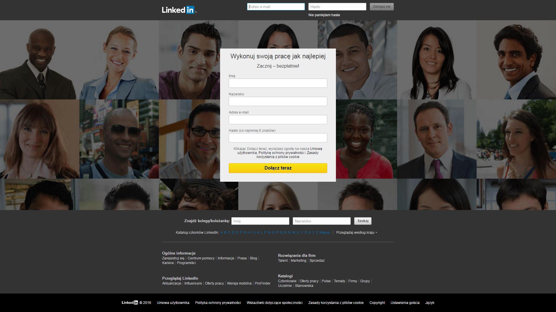 Ponad 80 proc. haseł na Linkedin złamanych