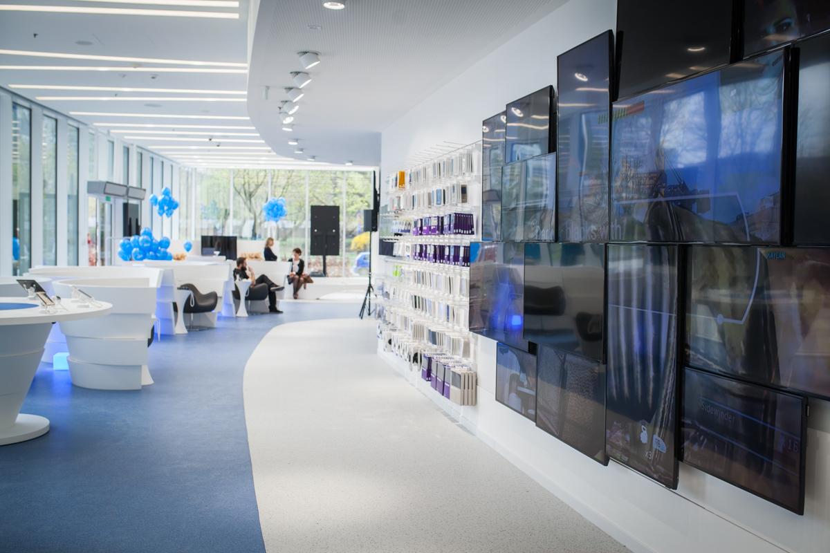 Samsung otworzył największy serwis