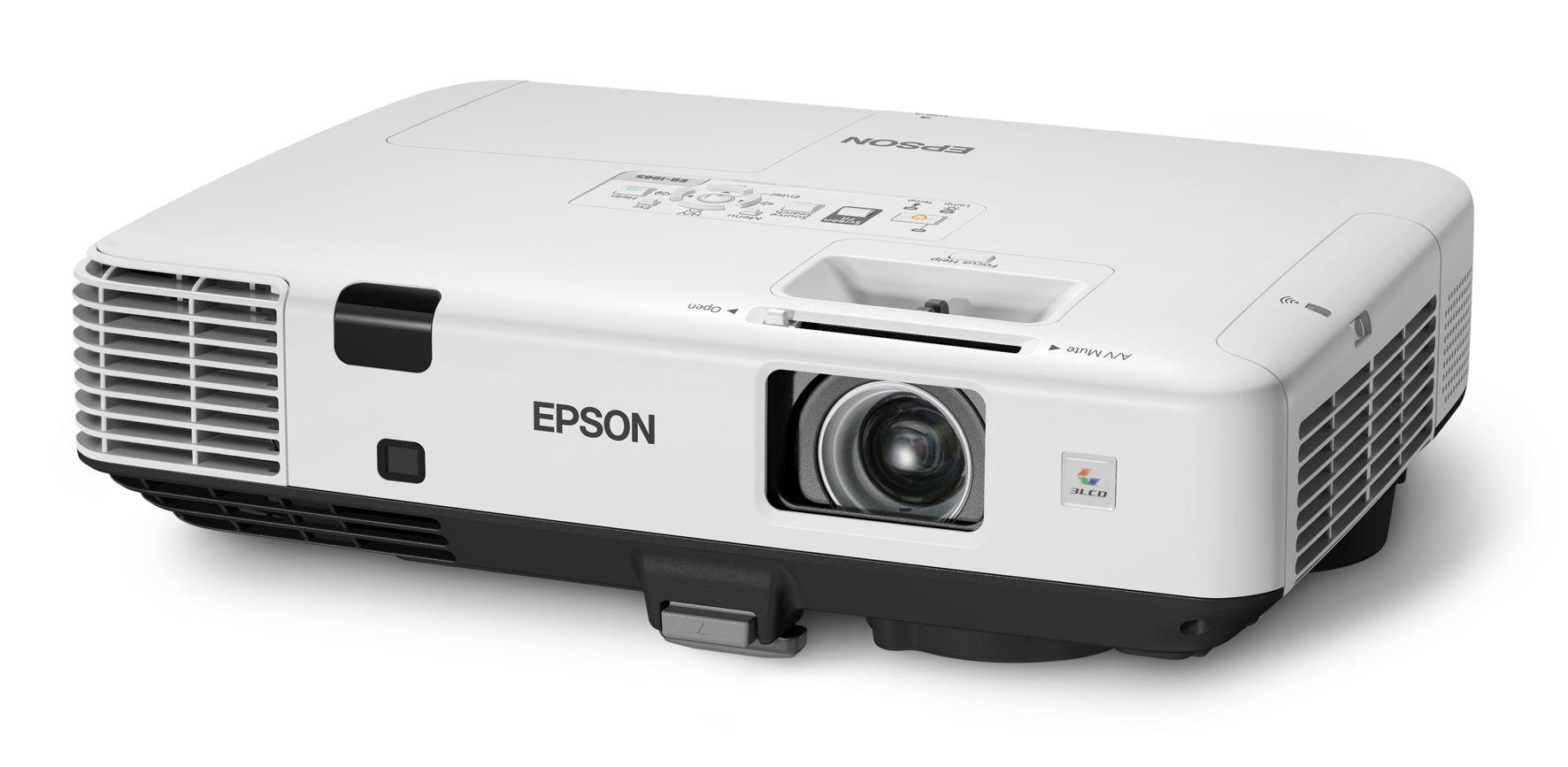 Epson: projektor z Wi-Fi