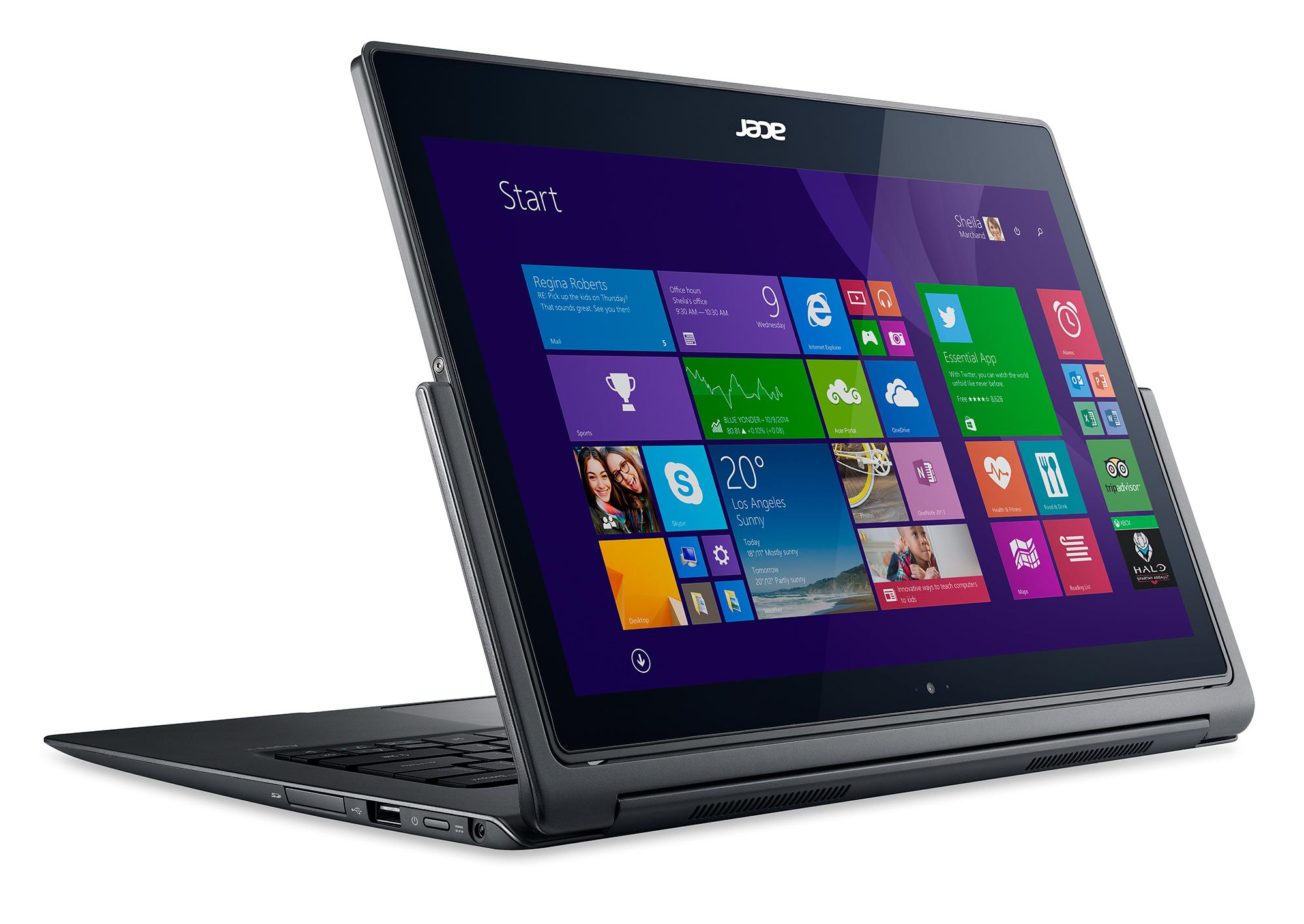 Acer planuje przebudowę biznesu