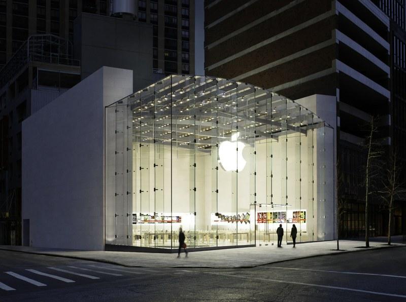Apple na rynku przewozu osób
