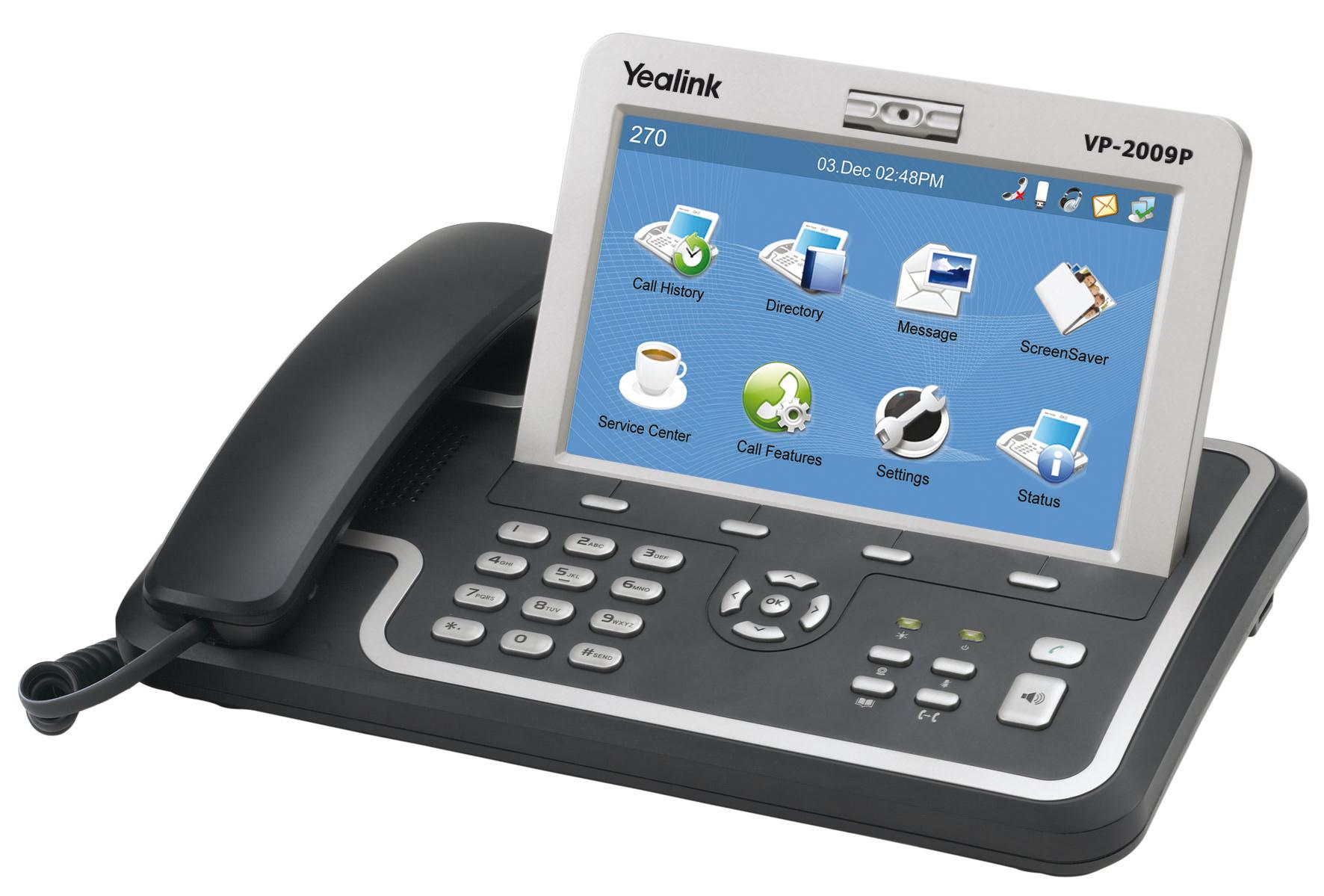 VoIPoint: telefon IP z przeglądarką internetową