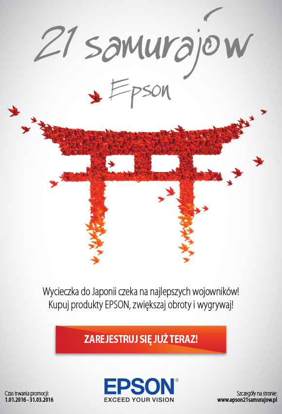 Epson i 21 samurajów